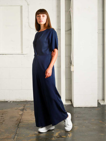 Politics Jumpsuit Navy