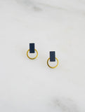 Orbit Studs Blue