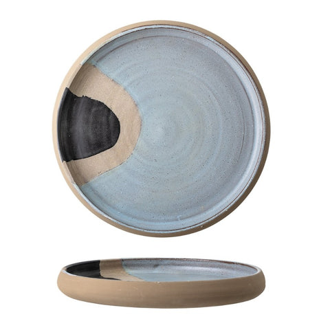 Tray Blue Terracotta
