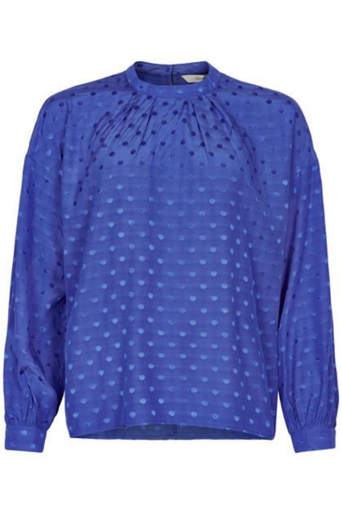Brandall Blouse Bloue
