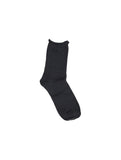 Mai Glitter Socks Black
