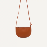 Farou Half Moon Bag Burnt Orange