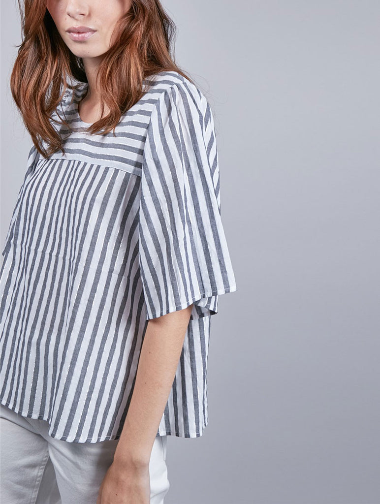 Cagla Stripe Top