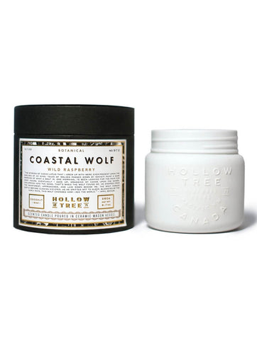 Hollow Tree Candles - Coastal Wolf