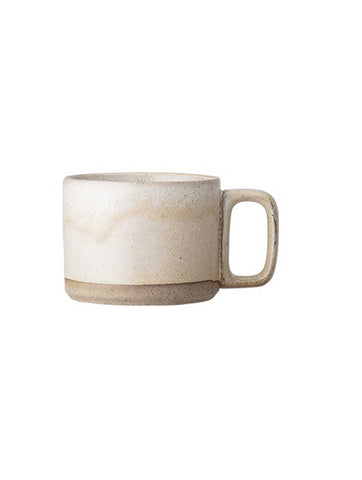 Columbine Mug Nature Stoneware