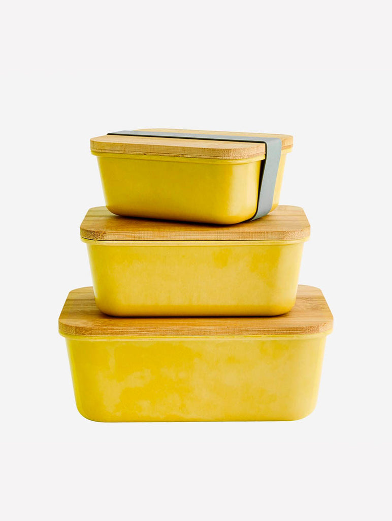 Rectangular Container With Lid