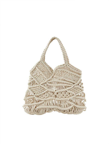 Nanna Crochet Bag Nature