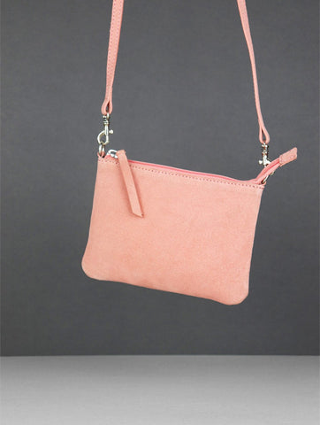 Crossbody Pouch Coral
