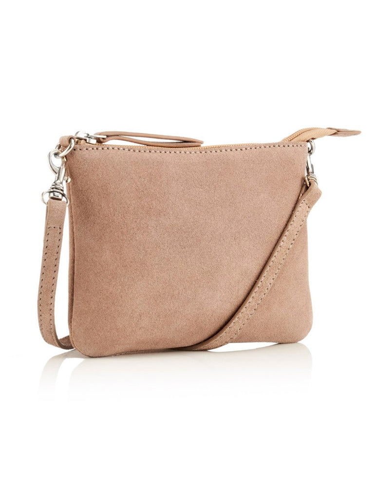 Crossbody Pouch Taupe