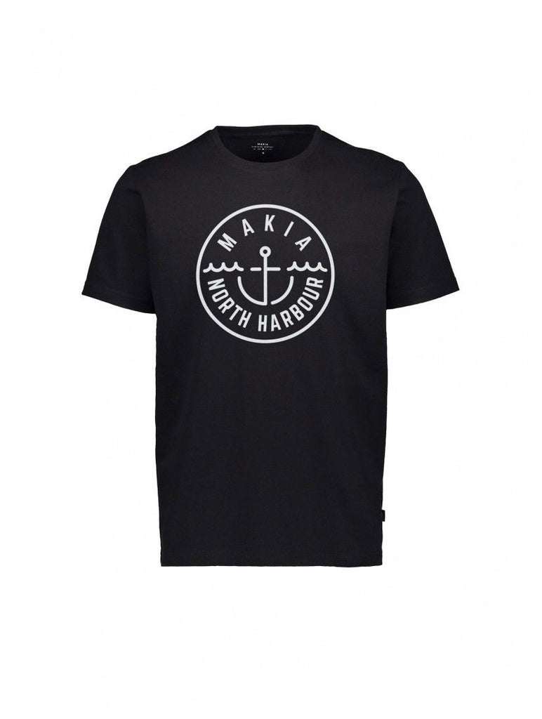 Crown T-shirt Black