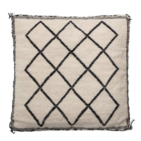 Cushion Nature Wool