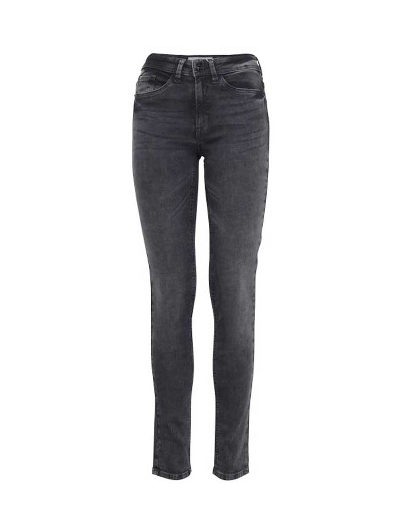 Erin Izaro Dark Washed Grey Jeans