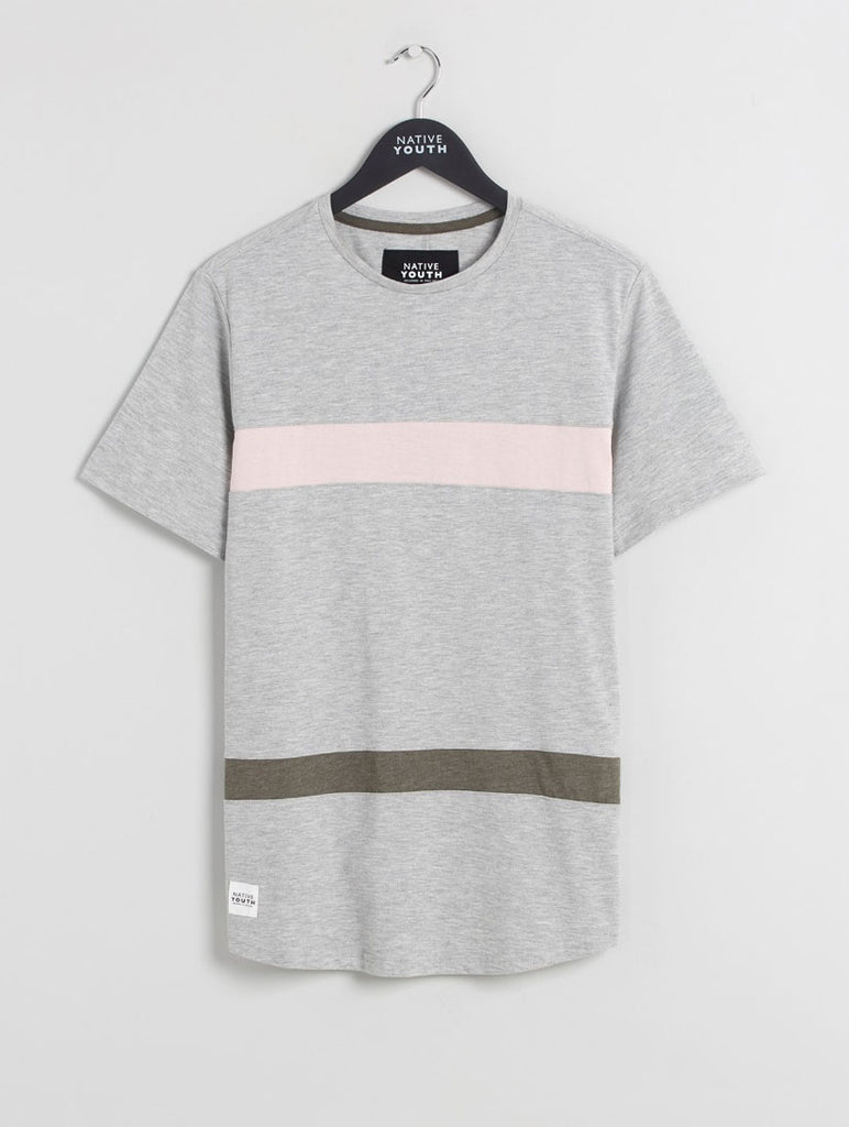 Fairoaks Grey Tee