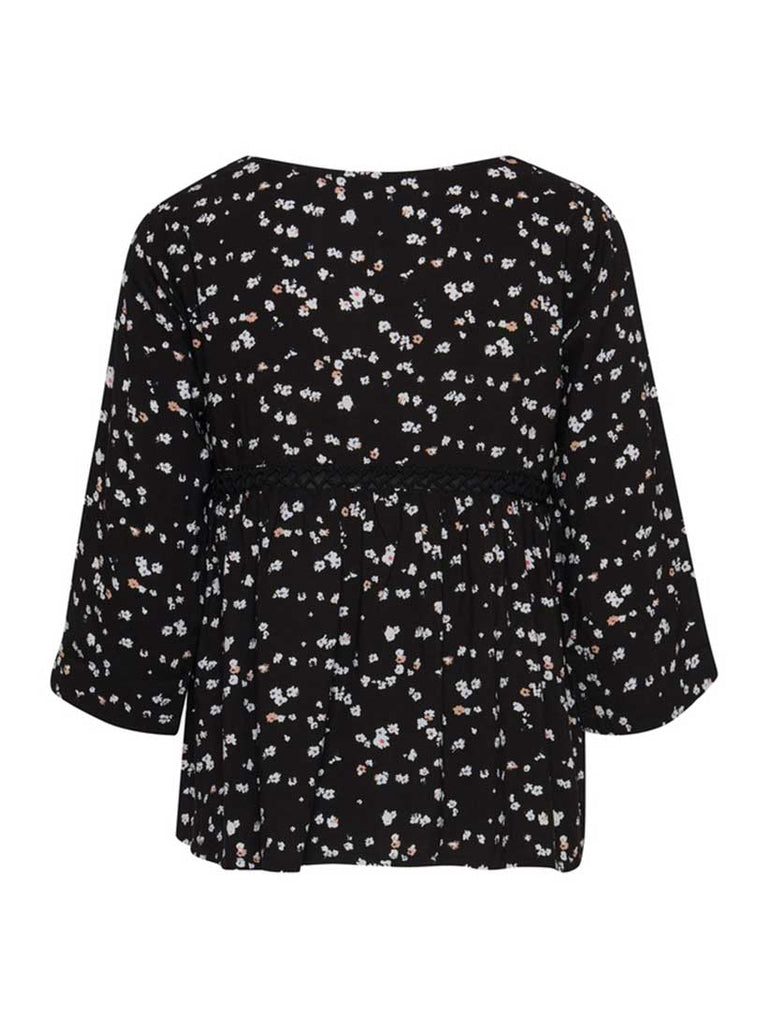 Fantasia Top Black
