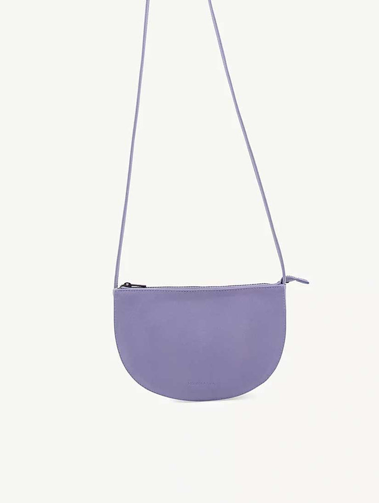 Farou Half Moon Bag Lilac