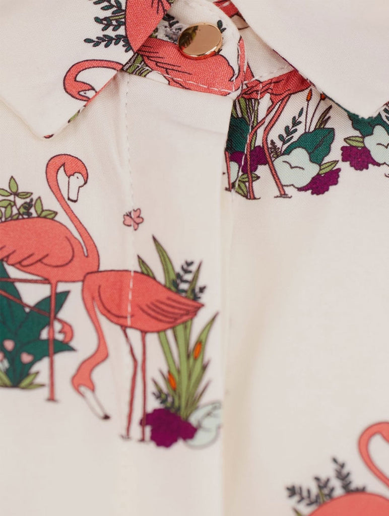Blair Flamingo Shirt