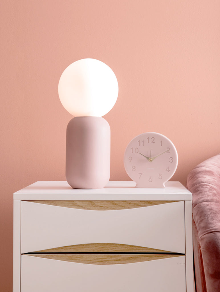 Gala Table Lamp Pink