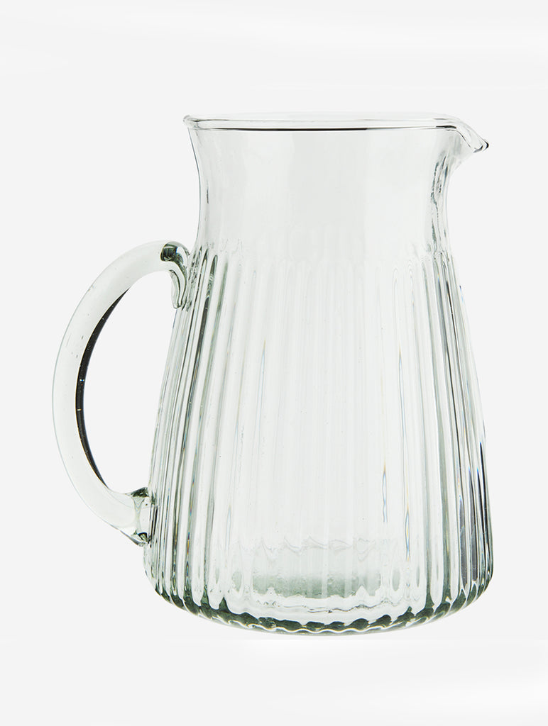 Jug With Grooves