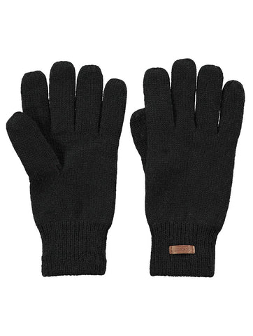 Haakon Gloves Black