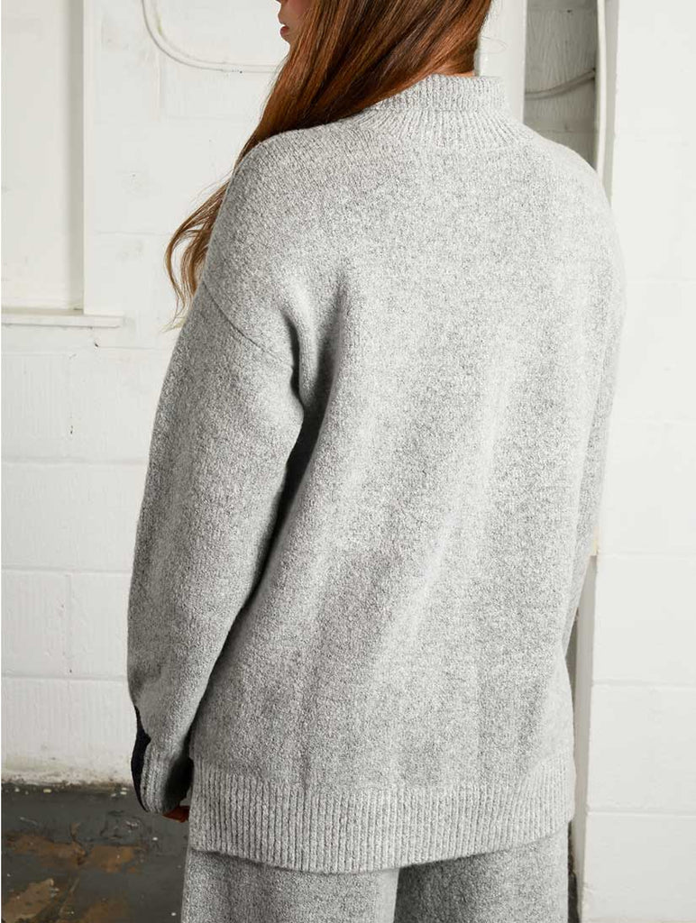 Oslo Knit Grey