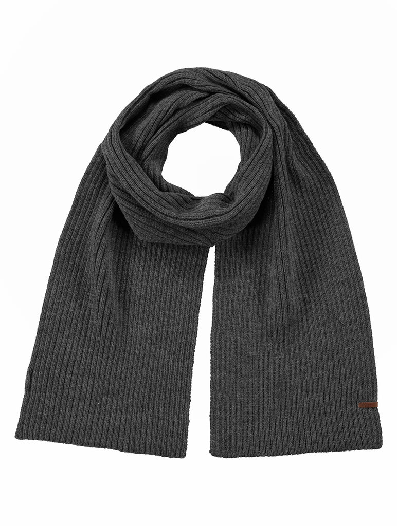 Wilbert Scarf Dark Heather