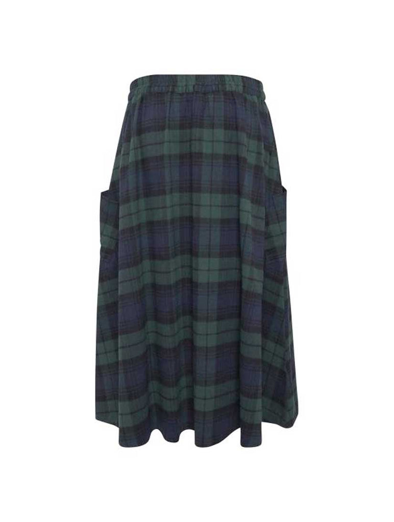 Guno Check Skirt