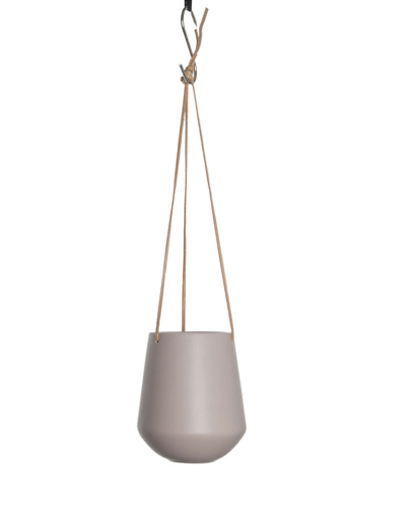 Hanging Pot Large Light Pink