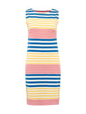 Hanover Beach Stripe Dress Multi