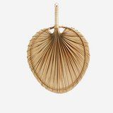 Palm Leaf Fan Decor Small