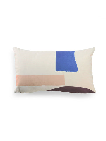 Printed Cushion Abstract (35x60)