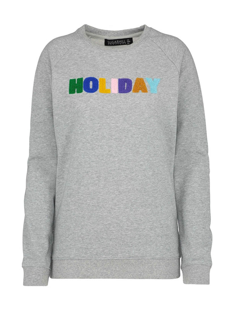 Laurie Holiday Sweatshirt
