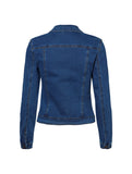 Hot Soya Denim Jacket Medium Blue Denim
