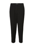Iben Ankle Length Trousers Black