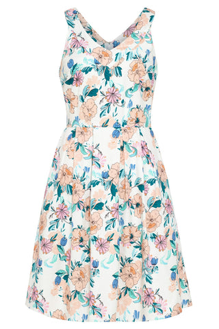Isadora Pretty Bloom Dress