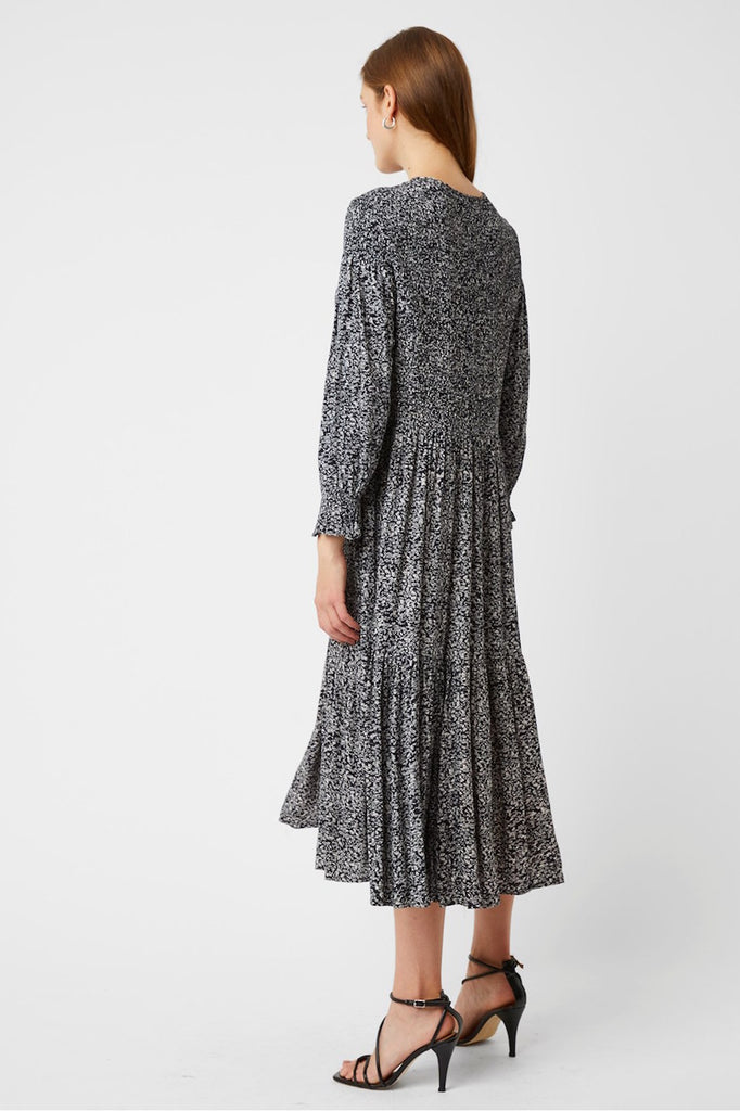 Ivy Fleur Long Sleeve Dress