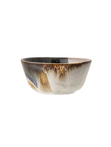 Jules Bowl Multi Colour Stoneware