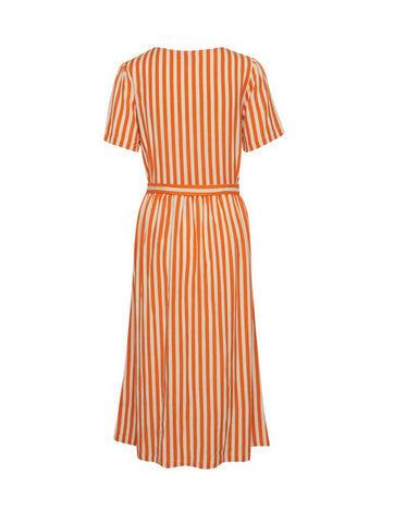 Julle Dress Jaffa Orange