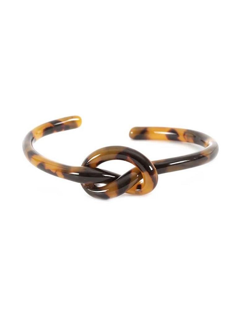 Knot Brown Bracelet
