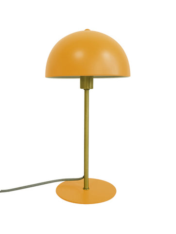 Table Lamp Curry Yellow