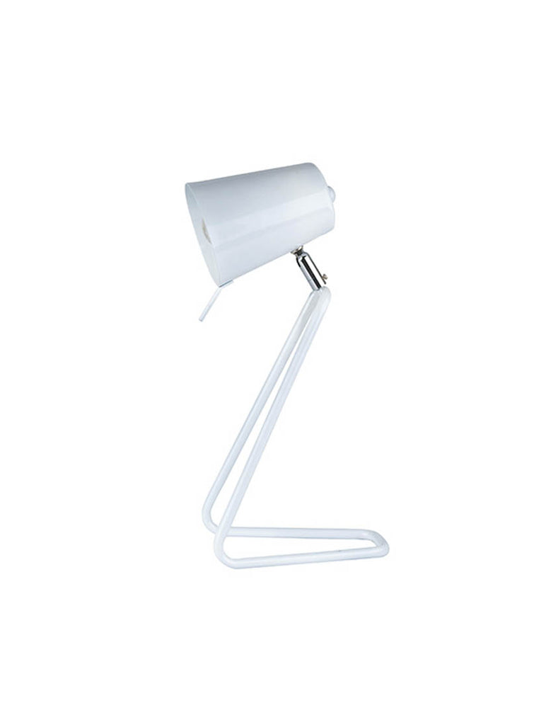 Table Lamp Z White