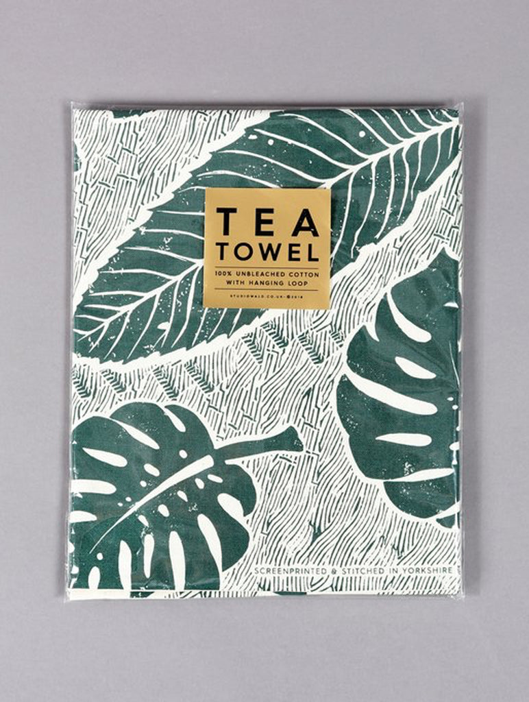 Leaf Towel