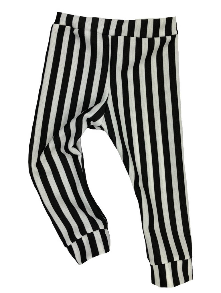 Hopper Vertical Stripe Leggings