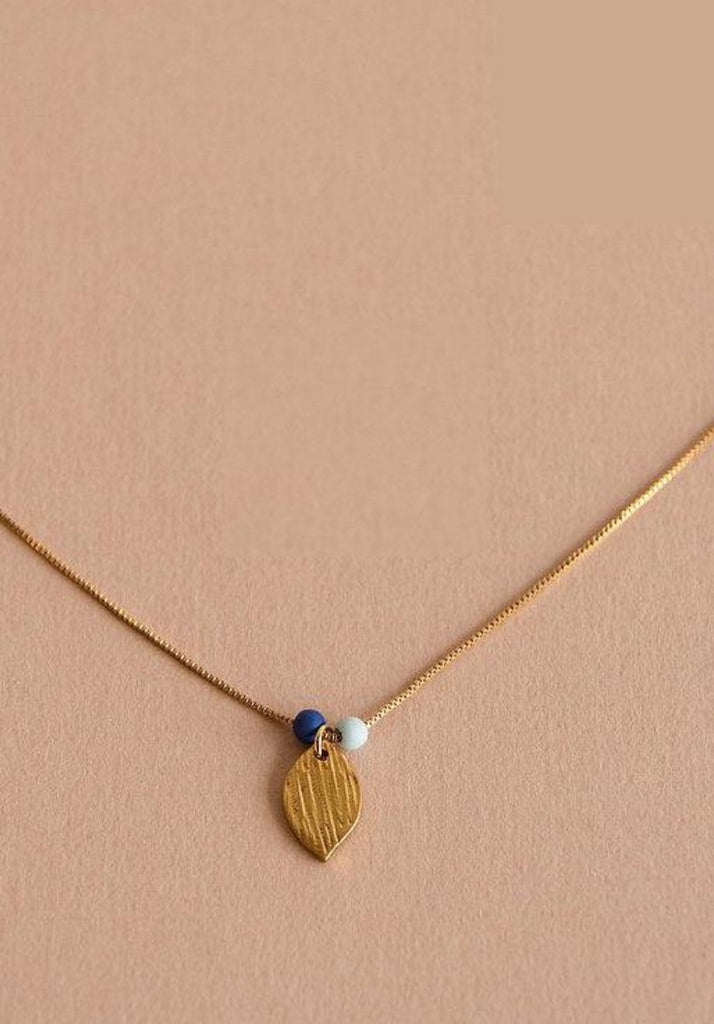 Lemon In The Sky Necklace
