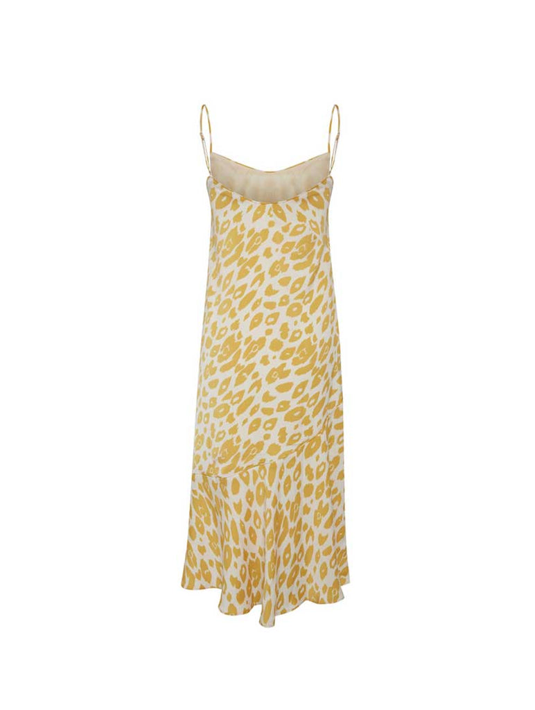 Liss Dress Mango Mojito