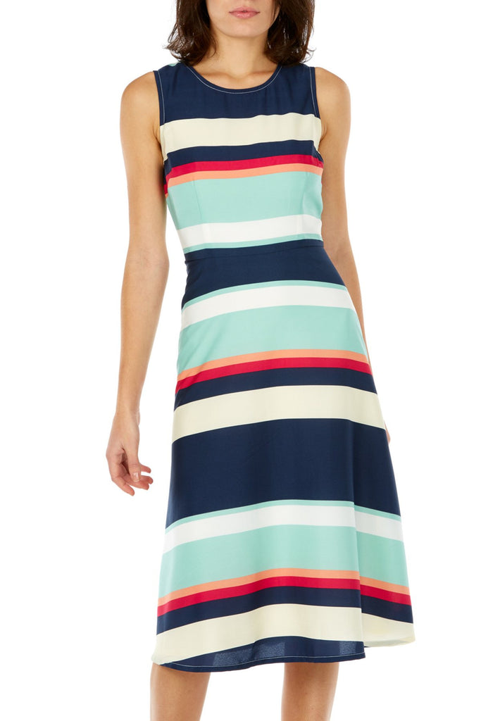 Liza Summer Stripe Dress