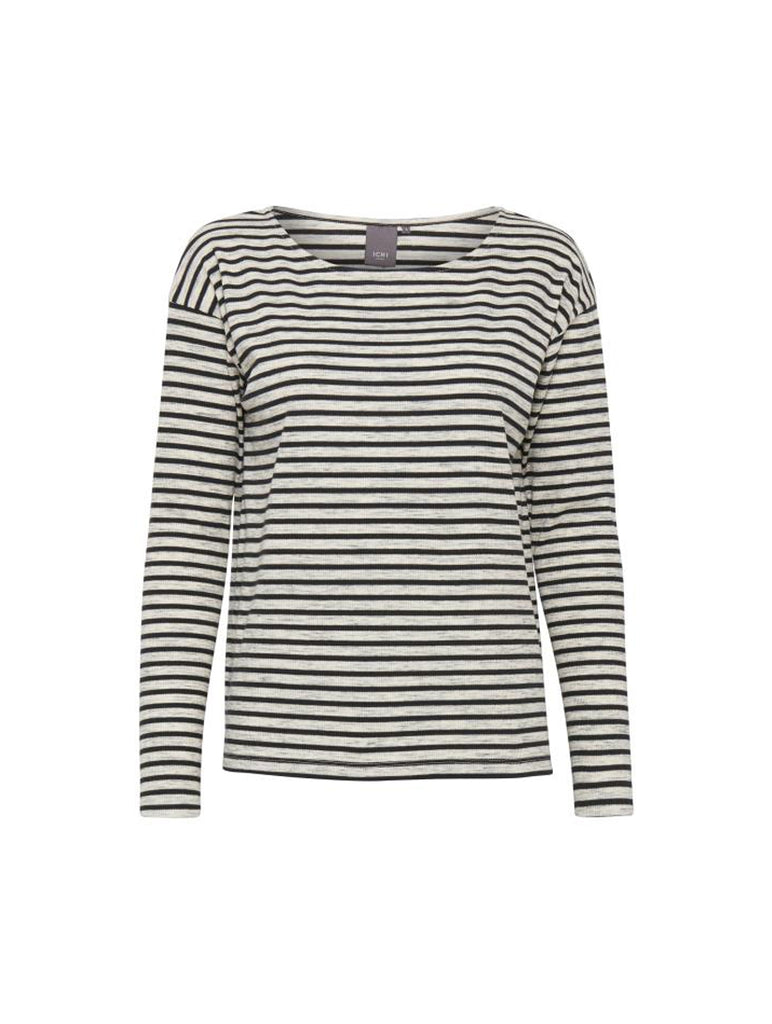 Jia Long Sleeve Stripe