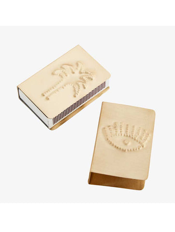 Match Box Covers with Imprints