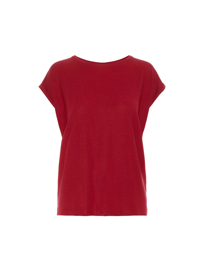 Ava Top Rumba Red