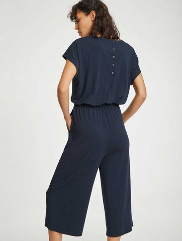 Brigitta Jumpsuit Midnight Navy