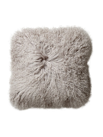 Cushion Nature Lambskin